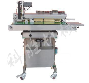 1000型色带印字全不锈钢标准封口机
