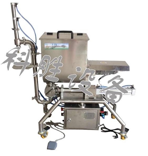 火锅底料灌装机||辣椒酱灌装机||大颗粒肉酱灌装机